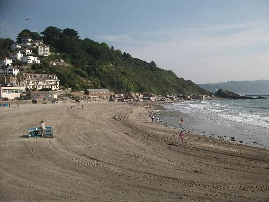Parkdean - Looe Bay Holiday Park: Looe Beach