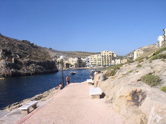 Xlendi, Malta: My idea of Paradise.