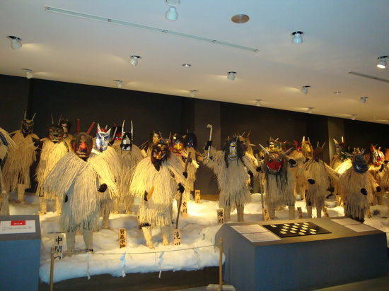 """<a href=""""/Attraction_Review-g1022320-d1423620-Reviews-Namahage_Museum-Oga_Akita_Prefecture_Tohoku.html"""">なまはげ館</a>: 写真"""