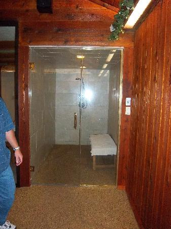 Northbrook, IL: Misting steam room