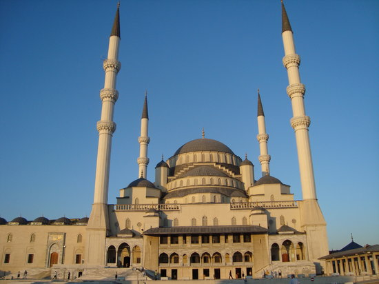 Ankara attractions
