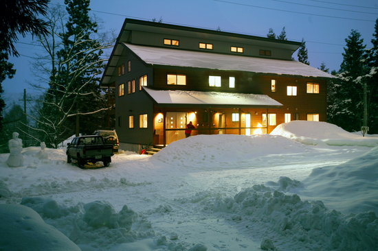The Bears Den Mountain Lodge