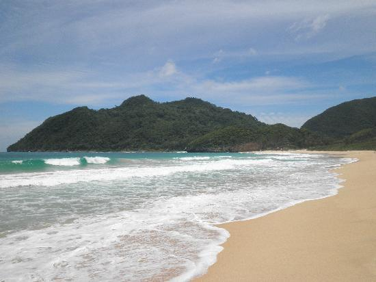 Beaches on west coast of Banda Aceh