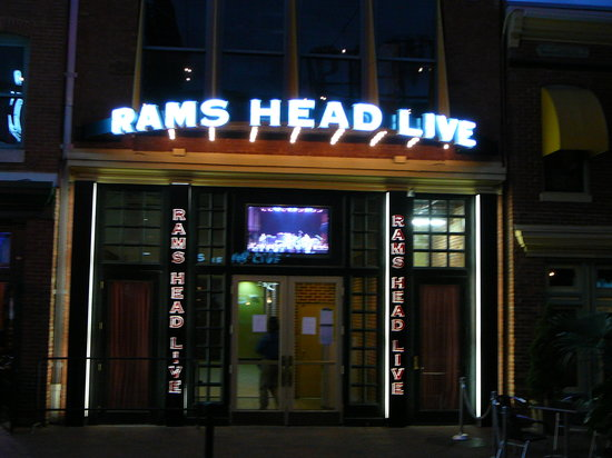 Hotels Near Rams Head Live Baltimore Md