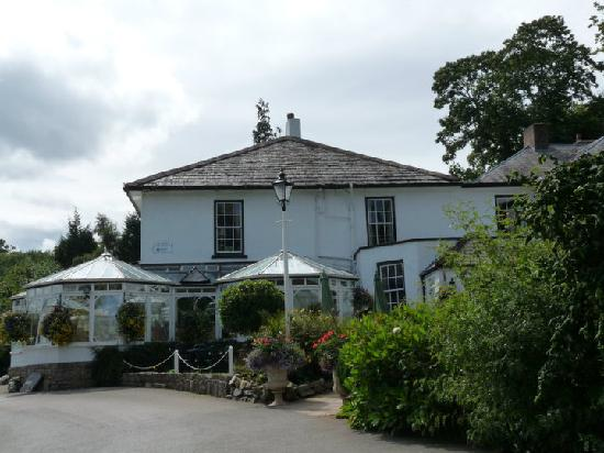 Plas Hafod Hotel: The House