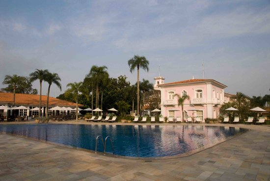 Hotel das Cataratas by Orient-Express: Ein Pool, an dem man gerne etwas lnger bleibt