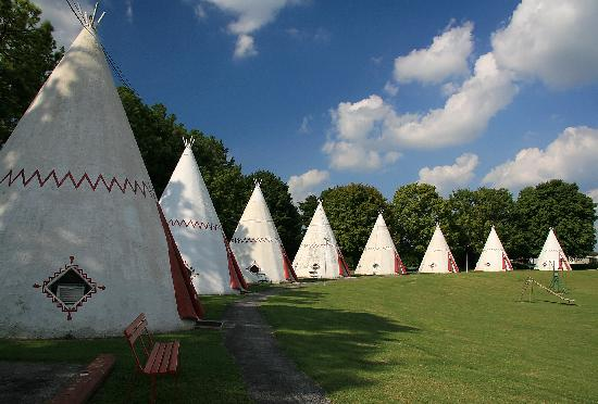 Photos of Wigwam Village, Cave City