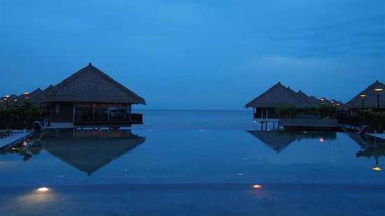 Sepang, Malasia: Infinite pool