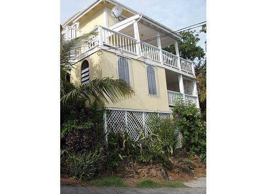 Windcrest Villa: House-Hurricane Shutters were on for Hurricane Earl