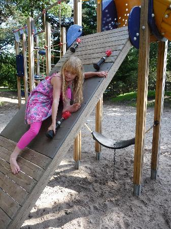 Lommel, Belgium: In the one of the many playgrounds