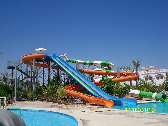 Continental Plaza Beach Aqua Park Resort