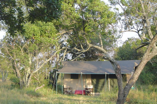 Nairobi Tented Camp: Your tent for the night
