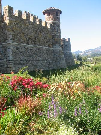 Sonoma County, Californie : Castle