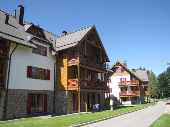 Apartmaji Bolfenk: Bolfenk village - appartments