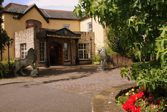 Racket Hall Country House Golf & Conference Hotel