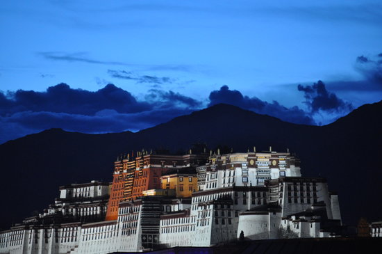 Photo of Kyichu Hotel (Jiqu Fandian) Lhasa