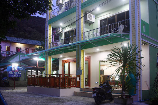 Phuket Tropical Inn: Exterior