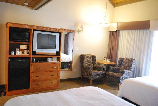 BEST WESTERN PLUS Siding 29 Lodge: Unser Zimmer