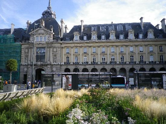 Rennes, France: Republique