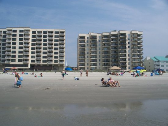 Photo of Tidemaster Condominiums North Myrtle Beach