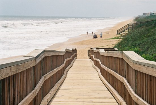Palm Coast, FL: The Fastest And Easiest Way To The Beach