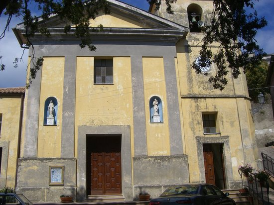 Catanzaro, Italie : St. Joseph&#39;s Church / Chiesa San Giuseppe 
