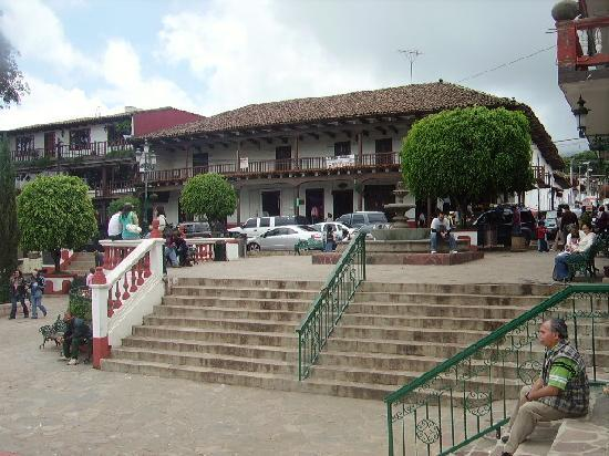 Mazamitla accommodation