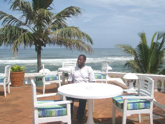 Mount Lavinia Hotel: Very relaxing