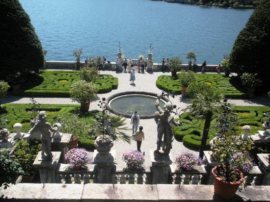 Lake Maggiore, Italy: Giardino