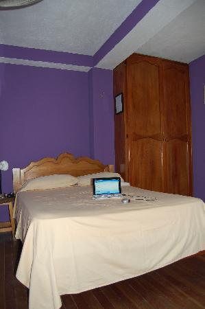 Hotel Residencial El Valle: Room on the third floor