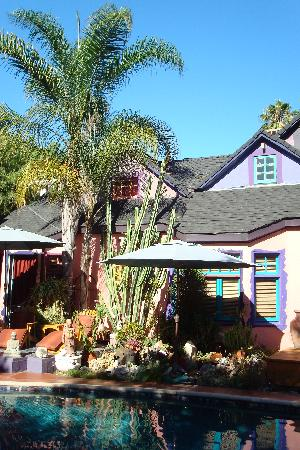 Hollywood Bed & Breakfast: la maison