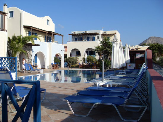 Hotel Eleftheria: Pool Area