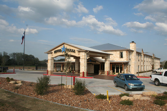 Hotel Texas: Outdoor Front View