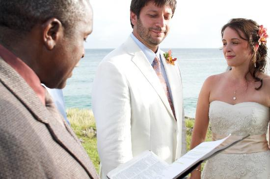 Full Service Barbados Caribbean Island Destination Wedding at Little Arches