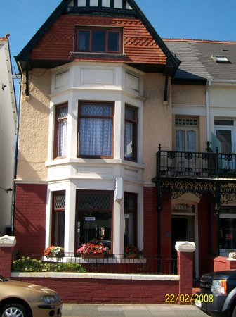 alojamientos bed and breakfasts en Porthcawl