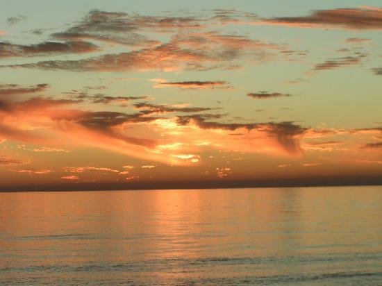 Anna Maria Island, FL: sonnenuntergang
