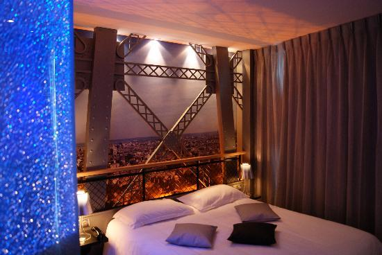 Chambre op ra picture of secret de paris paris Eiffel tower secret room
