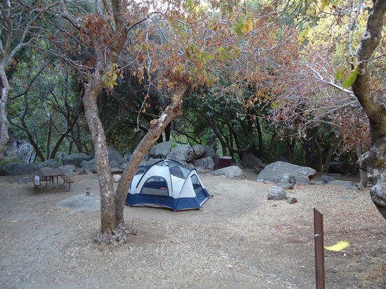 Buckeye Flat Campground