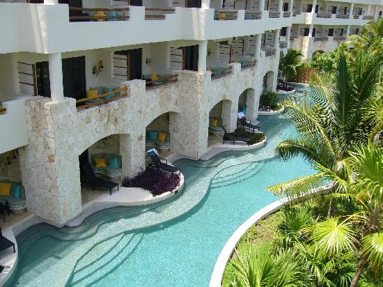 Hotels In Mexico With Swim Up Rooms