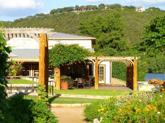 Lake Austin Spa Resort: Garden