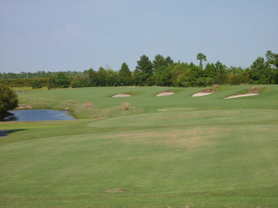 Legends Moorland Golf Course Myrtle Beach Sc