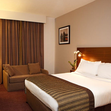 Jurys Inn London Islington: Bedroom