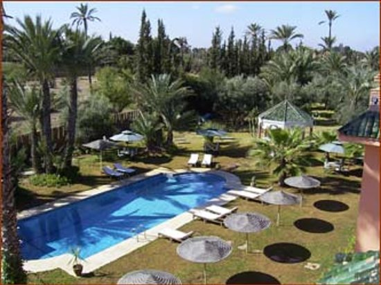 Photo of Villa des Trois Golfs Marrakech