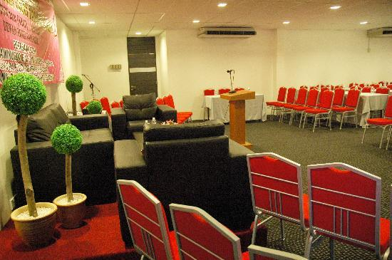 View of Fair Park Hotel Conference Room