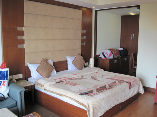 Hotel Vishnu Palace: Room photo