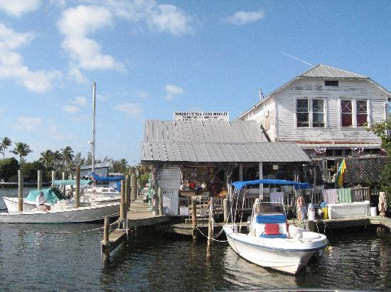 Boca Grande, Флорида: Whidden's Marina - A truly unique local spot