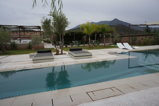 DOMAINE MALIKA Atlas mountains Hotel: Beautiful grounds