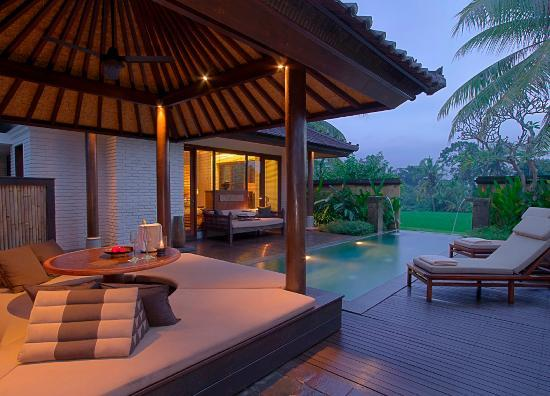 The Chedi Club Tanah Gajah a GHM Hotel: One Bedroom POOL Villa