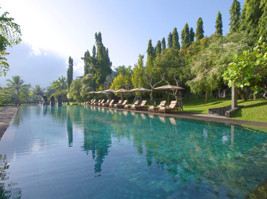The Chedi Club Tanah Gajah a GHM Hotel: The Chedi Club, Ubud - Main Pool