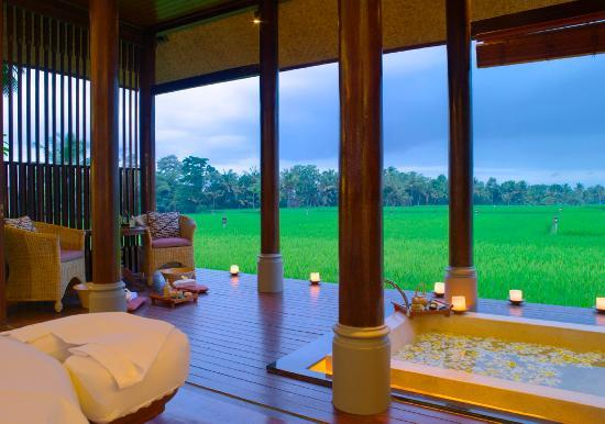 The Chedi Club Tanah Gajah a GHM Hotel: The Spa at The Chedi Club, Ubud